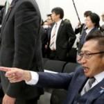 【動画】みんなの党 解党で渡辺前代表「みんなの党抹殺事件です」