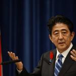 安倍晋三 首相、解散総選挙を表明