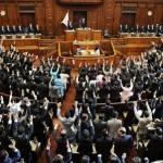 衆院が解散、総選挙へ12月14日投開票